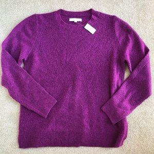NWT Ann Taylor LOFT Beautiful Sweater XL